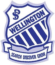 Wellington Public School logo